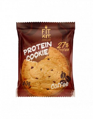 Fit Kit Protein Cookie 40g (x24)