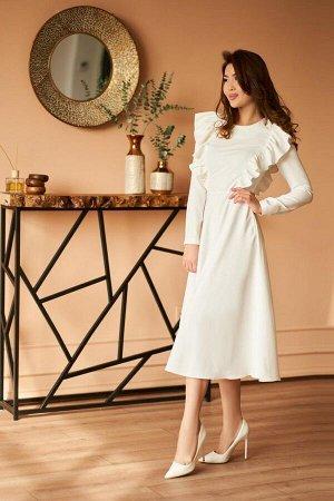 Платье Цвет молочный  Брак нет крепежа на замке, доп фото