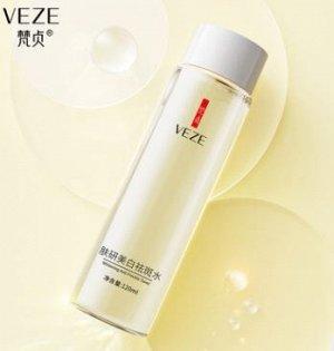Отбеливающий и восстанавливающий тонер для кожи с пигментацией venzen whitening anti-freckle120 ml