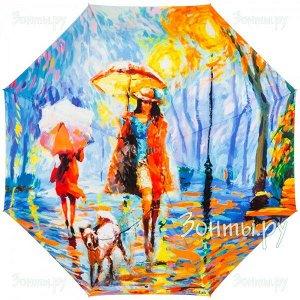 "Зонт ""Осенний парк"" RainLab 001"