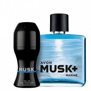 Набор Musk Marine+ для него
