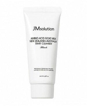 Увлажняющий гель для умывания с экстрактом козьего молока JMsolution Goat Milk New Zealand + Australia Start Cleanser