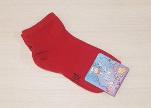 Носочки красные