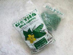 Сетка шпалерная 150*170мм (2м*5м) зеленая