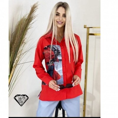 *Одежда и аксессуары по эконом ценам* — Блузы, рубашки