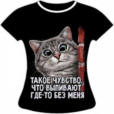 Мир прикольных футболок для всей семьи — Женские футболки больших размеров