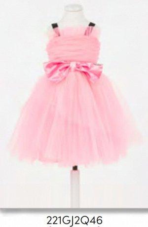 Платье 100%PL    цвета: 00006NERO 00483LEMONGRASS 06650SHOCK PINK 06665ROSA GESSO