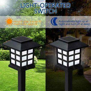 Уличный фонарь на солнечных батареях