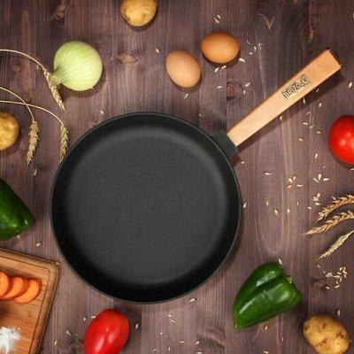 Эффективная стирка и уборка — Посуда для приготовления — сковороды, ковши, миски и пр