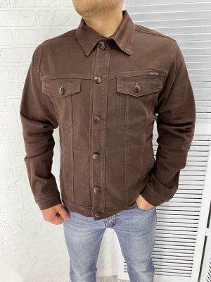 Куртка Ткань джинс