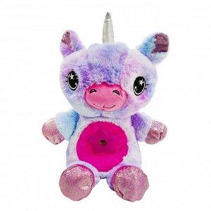 Мягкая игрушка - проектор Star Belly