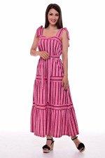 Сарафан женский 4-092 (розовый)