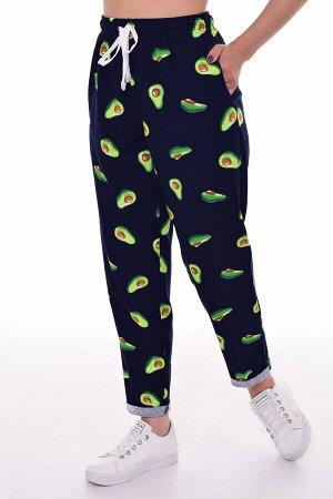 Брюки женские 8-031с (зеленый авокадо)