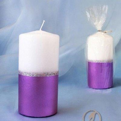 Добрый шкаф. МНОГО НАЛИЧИЯ — Геометрические декоративные свечи