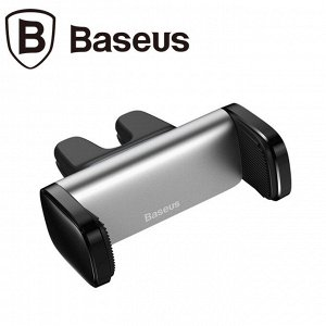 Автомобильный держатель Baseus Steel Cannon Air Outlet Car Mount
