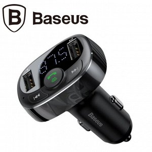 FM-трансмиттер Baseus T-Typed MP3 Car Charger