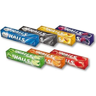 Сладости от LOTTE 🍭 Попкорн Jolly Time Поступление — • Halls • Мега-скидки