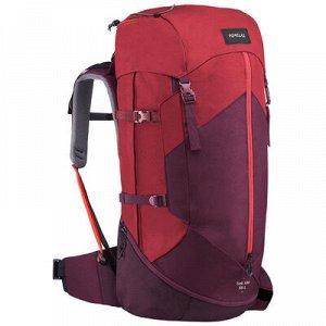 Рюкзак мужской для горных походов – TREK 100 Easyfit – 50 л FORCLAZ