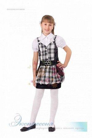 Школьный сарафан для девочки 179-11