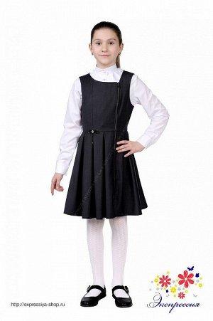 Школьный сарафан для девочки 316-20