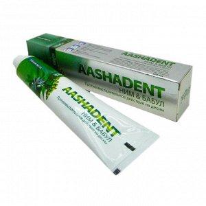 Зубная паста Ним и Бабул Aasha 100мл