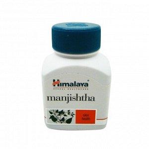 "Manjishtha Himalaya ""Манжишта"" для очищения организма 60 таб"