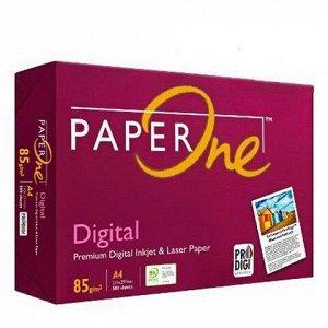Бумага для офисной техники А4 PaperOne Digital 85 г/м2 500л.