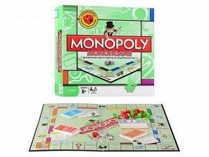 """Настольная игра монополия """" торговля недвижимостью"""""""