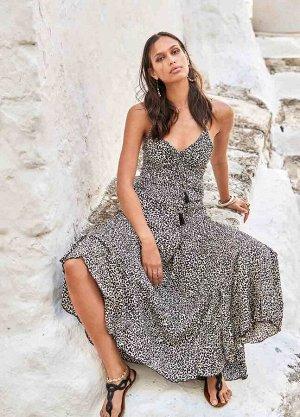 Платье (Lidia strappy maxi dress)