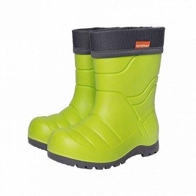 NORDMAN резиновая обувь 2021 (д) — Детские резиновые сапоги