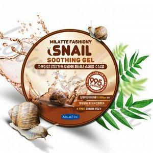Milatte fashiony snail soothing gel