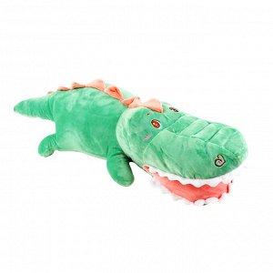 """Мягкая игрушка-подушка """"Крокодил"""" / 70 см"""