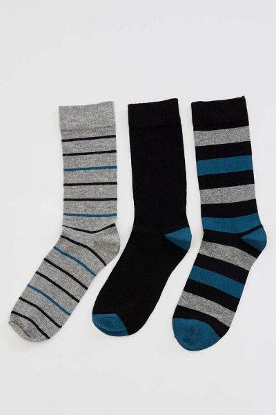 Цветные бюстьеры, удобные топы, корекц. белье, боксеры, носки — Носки мужские