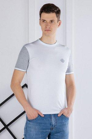 футболка              17.Y21-000051-BEYAZ-GRIMELA