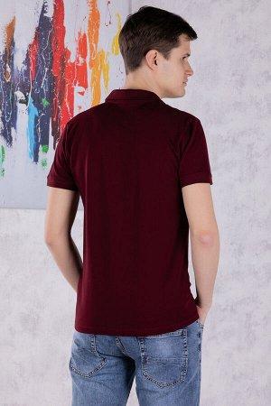 футболка              17.9800-BORDO-02
