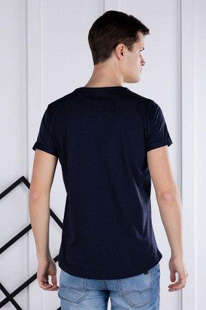 футболка              17.9247-LACIVERT