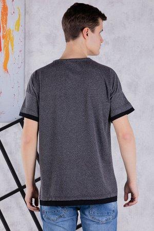 футболка              17.9235-SIYAH-03