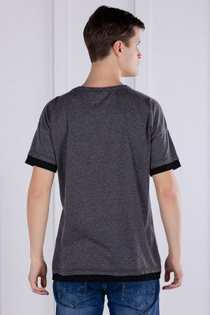футболка              17.9235-SIYAH-02