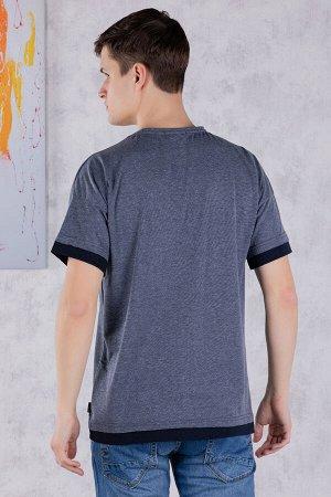 футболка              17.9235-LACIVERT