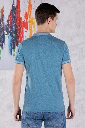 футболка              17.9229-PETROL-MAVI