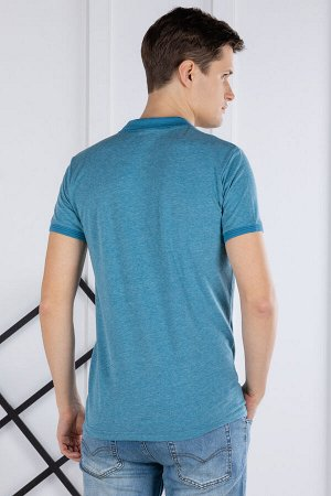 футболка              17.9228-PETROL-MAVI
