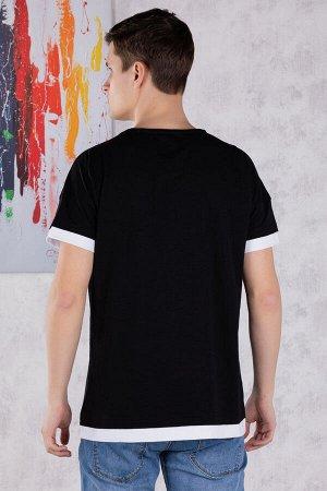 футболка              17.9207-SIYAH