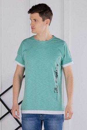 футболка              17.9207-MINT-YESILI