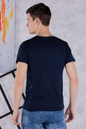 футболка              17.1001-LACIVERT-02