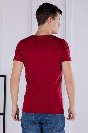 футболка              17.1001-BORDO-01