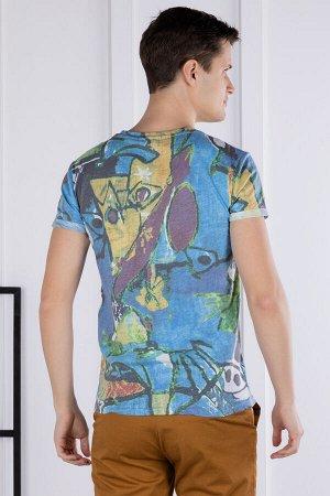 футболка              3.L4050-B