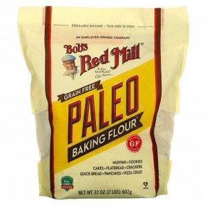 Bob's Red Mill, Paleo Baking Flour, Grain Free, 32 oz (907 g)
