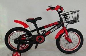 """Велосипед 12"""" (на рост 98-104 см.) цв. красный, арт. 12-05"""