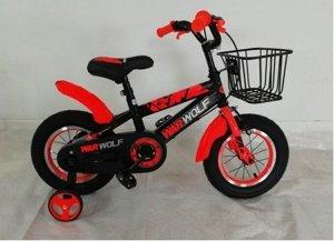 """Велосипед 12"""" (на рост 98-104 см.) цв. оранжевый, арт. 12-05"""