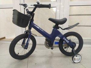 "Велосипед 12"" алюм. (на рост 98-104 см.) цв. синий"